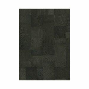 "Dekorkante ""GetaLit flex"" Blockholz schwarz 650 x 44 x 0,3 mm 2 Stück"