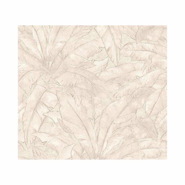 AS_Creation -             A.S. Création Vliestapete Metropolitan Stories 'Francesca' Milano, Blätter beige 10,05 x 0,53 m
