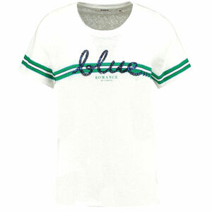 Garcia Damen T-Shirt, weiß, M