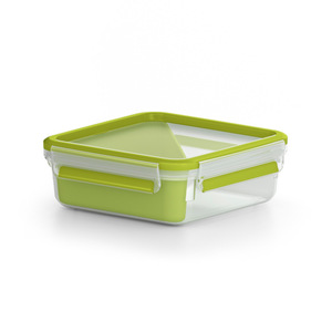 Sandwichbox Clip & Go in grün
