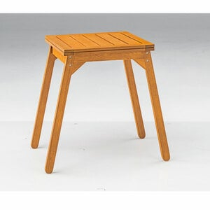 "Haveson              Balkontisch ""Rhodos"", 60-120x74x60 cm, Eykalyptusholz"