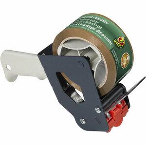 Duck              Set Handabroller + Packband braun 48 mm x 45 m