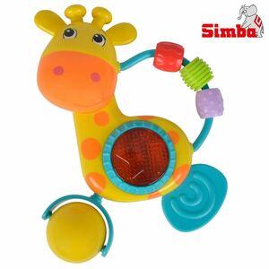 Simba ABC Licht- und Musikrassel Giraffe