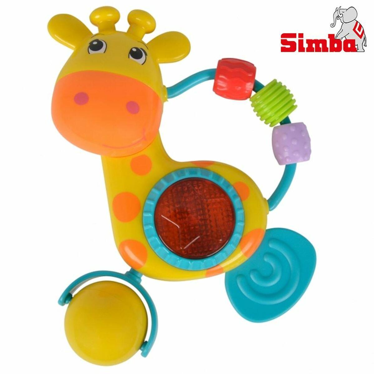Bild 1 von Simba ABC Licht- und Musikrassel Giraffe