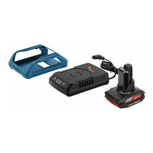 Bosch Akku Starter-Set: 1 x GBA 12 Volt, 2,5 Ah W und GAL 1830 W Wireless Charging