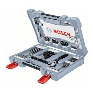 Bosch Premium X-Line Bohrer- und Schrauber-Set, 91-teilig
