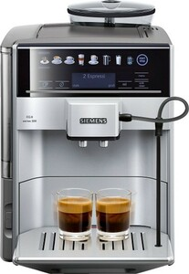 Siemens Kaffeevollautomat EQ.6 | B-Ware - Vorführgerät - der Artikel ist technisch einwandfrei - kann Gebrauchsspuren aufweisen