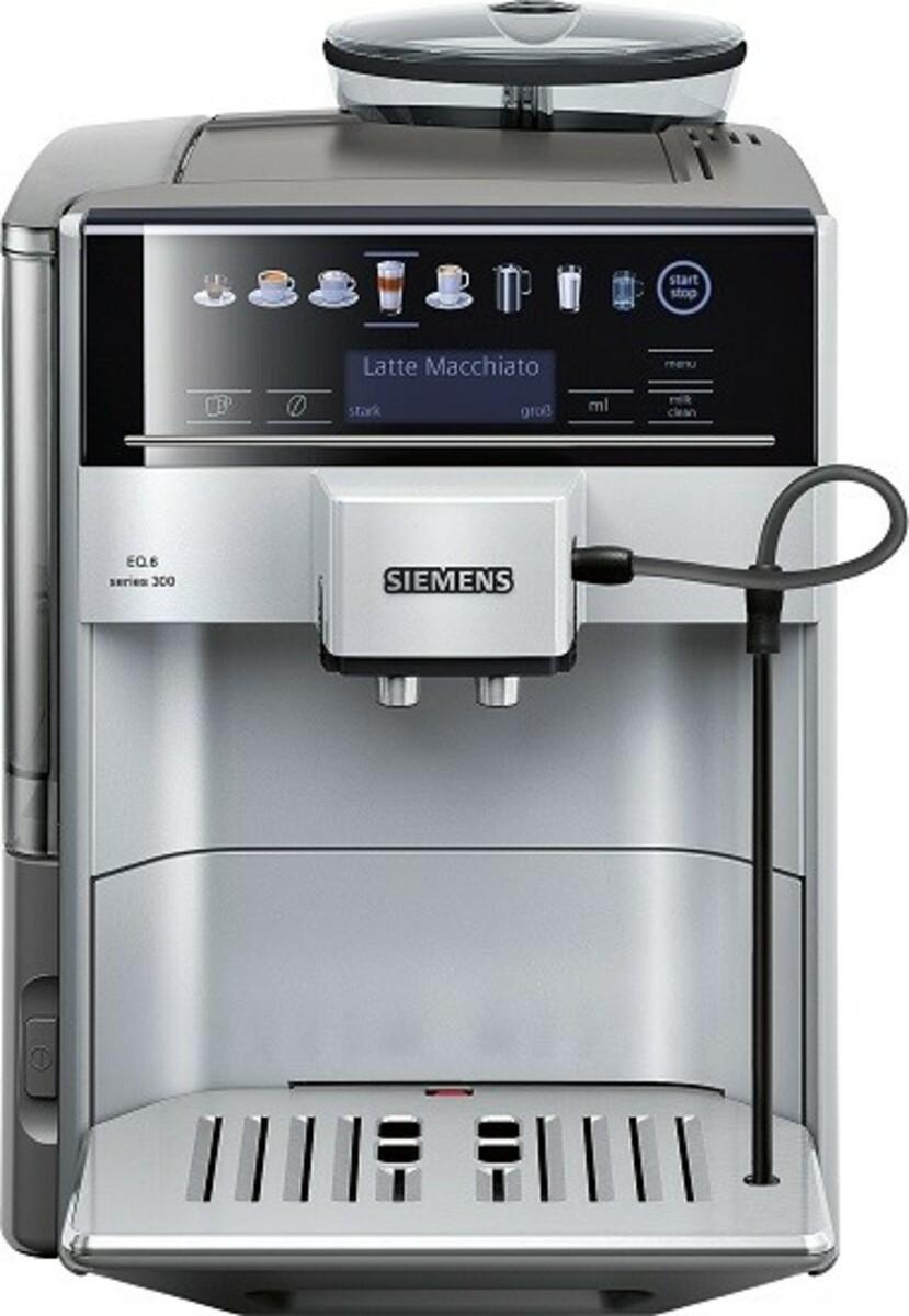 Bild 2 von Siemens Kaffeevollautomat EQ.6 | B-Ware - Vorführgerät - der Artikel ist technisch einwandfrei - kann Gebrauchsspuren aufweisen
