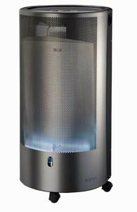 Rowi Gas-Heizofen Blue Flame Pure | B-Ware - Ausstellungsstück - der Artikel ist leicht verbeult