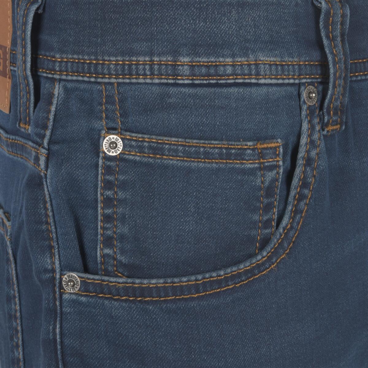 Bild 3 von Herren Mustang Jeans Shorts