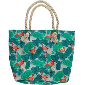 Damen Strandtasche mit Motiv 50x38cm