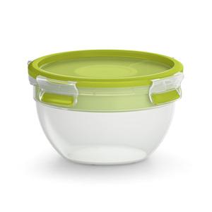 Salatbox Clip & Go in grün (1 Liter)