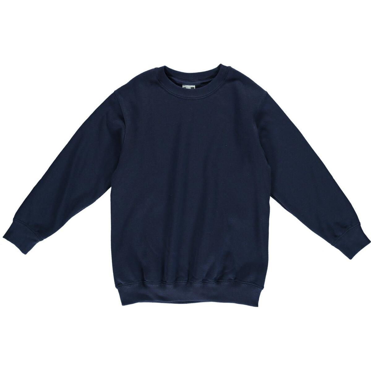 Bild 1 von Kinder Basic-Sweatshirt