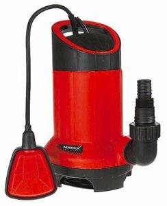 Matrix Schmutzwasser-Tauchpumpe SPW 750
