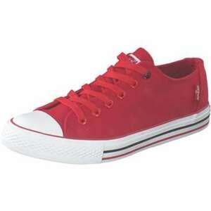 Levi´s Trucker low Sneaker Mädchen|Jungen rot