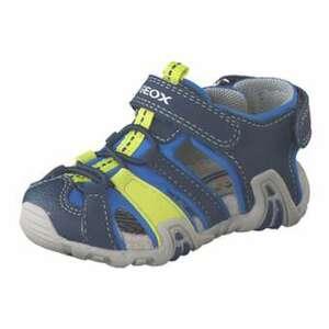Geox B Kraze Lauflern Sandale Jungen blau