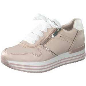 Puccetti Plateau Sneaker Damen rosa