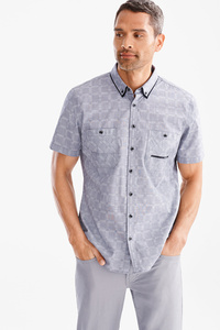 Angelo Litrico         Hemd - Slim Fit - Button-down