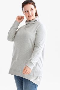 Yessica         Sweatshirt - 2-in-1-Look