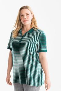 Yessica         Poloshirt - gestreift