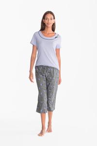 The Lingerie         Pyjama - Bio-Baumwolle