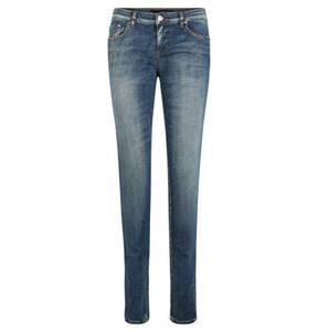 "LTB             Jeans ""Carla"", Super Dlim, Used-Optik"