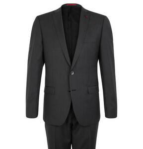 ROY ROBSON             Anzug, Slim Fit, reine Schurwolle, 2 Knöpfe
