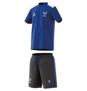 """adidas             T-Shirt und Shorts """"Messi Set"""", für Jungen"""