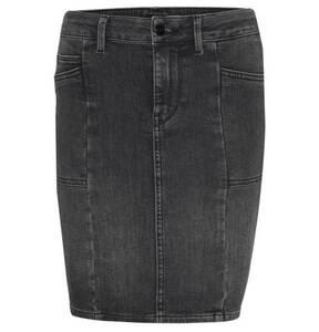 Pepe Jeans             Jeansrock, Regular Fit, Ziernähte