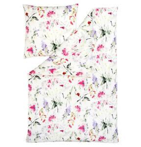 ESTELLA             Bettwächegarnitur, Baumwolle, florales Muster, Jersey