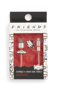"""""""Friends"""" Handy-Ladekabel"""