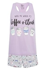 """""""Coffee"""" Pyjamaset"""