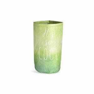 Flaschenkühler, L:20cm x B:8cm, bunt