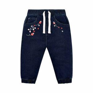 Mothercare   Jogg-Jeans mit Kordel und Stickerei