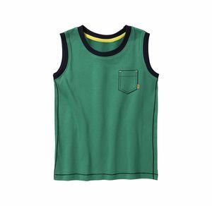 Kids Jungen-Top mit kleiner Brusttasche