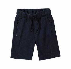 Kids Jungen-Bermudas mit 2 Reißverschluss-Taschen