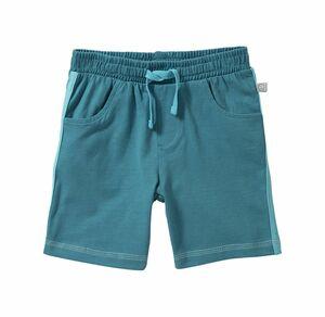Liegelind Baby-Jungen-Shorts mit Kontrast-Streifen