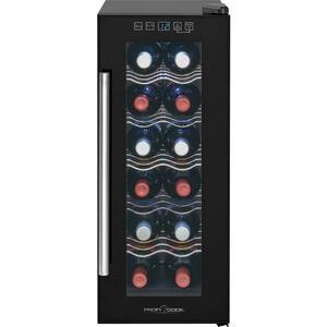 XXXL Flaschen Kühlschrank, Schwarz