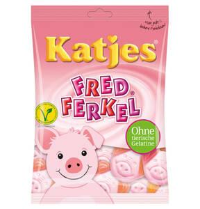 KATJES             Fred Ferkel                 (4 Stück)