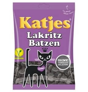 KATJES             Lakritz-Batzen                 (4 Stück)
