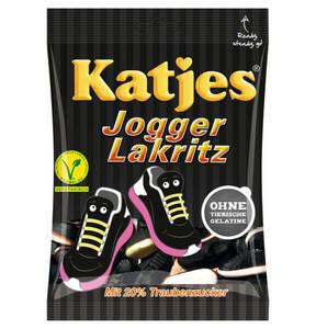 KATJES             Jogger Lakritz                 (10 Stück)