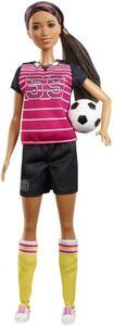 Barbie 60. Geburtstag Sportlerin