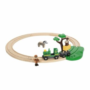BRIO 33720 Safari Bahn Set