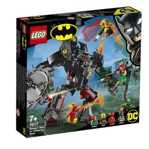 LEGO DC Comics 76117 Batman Mech vs. Poison Ivy