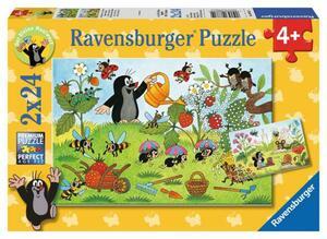 Ravensburger Puzzle Der Maulwurf im Garten