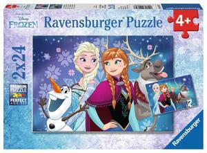 Ravensburger Puzzle Die Eiskönigin Nordlichter