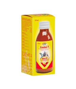 Combex Ergänzungsfutter für Vögel, Multivitamin, 125 ml