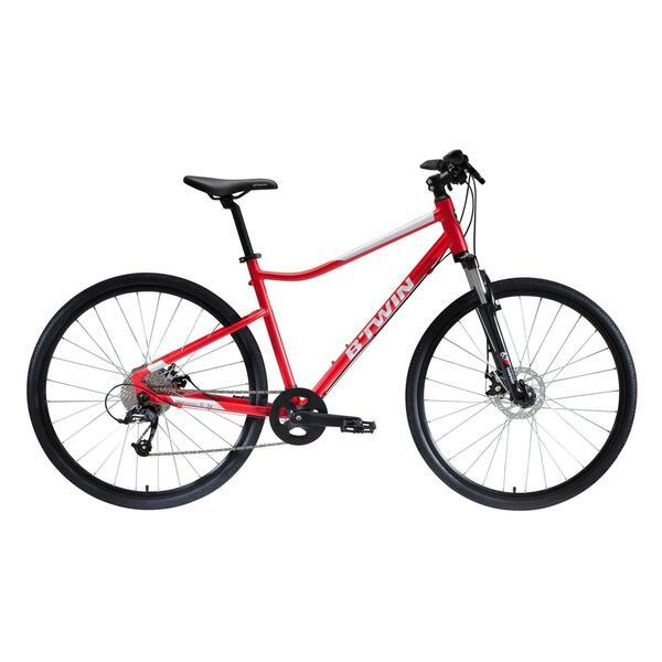 Cross Bike 28 Riverside 500 Alu rot