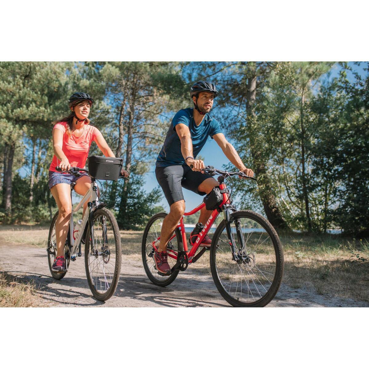 Bild 2 von Cross Bike 28 Riverside 500 Alu rot