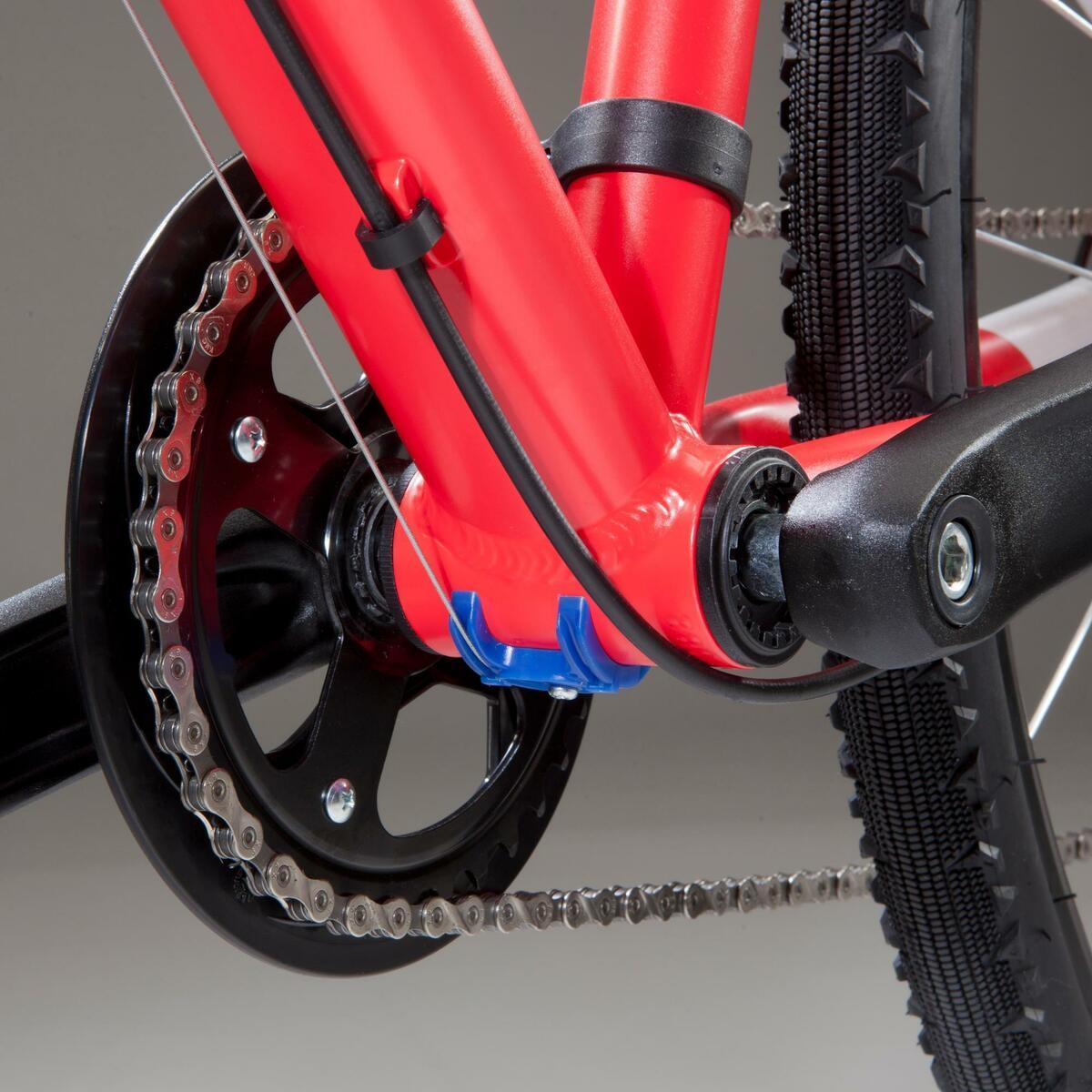 Bild 3 von Cross Bike 28 Riverside 500 Alu rot